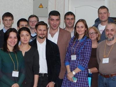 Конференция с мастер-классом «ЭВЛО в хирургическом лечении заболеваний вен нижних конечностей», Москва, 17.11.2017г.