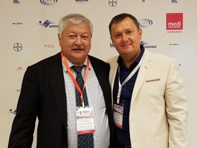 Международная конференция «Первый Казахстанский Венозный Форум», 18.05.2018г., Алматы, Казахстан