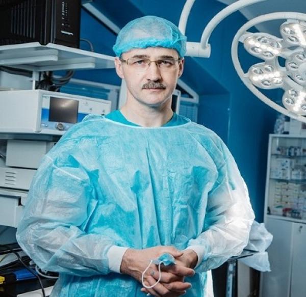 Прутенский Андрей Алексеевич - флеболог, хирург, эксперт по ультразвуковой диагностике вен